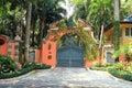 Miami - Vizcaya Museum and Garden Royalty Free Stock Photo