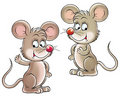 Mice Royalty Free Stock Images
