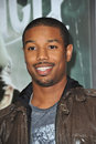 Michael B Jordan Stock Photography