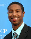 Michael b jordan th naacp image awards shrine auditorium los angeles ca february Royalty Free Stock Photo