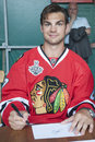 Michael frolik winner of stanley cup Stock Photo