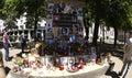 Michael Jackson memorial in Munich