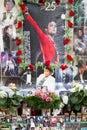 Michael Jackson Memorial Munich