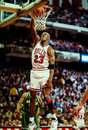 Royalty Free Stock Image Michael Jordan Chicago Bulls