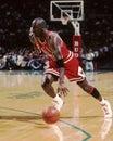 Michael Jordan Royalty Free Stock Photo