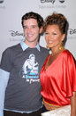 Michael urie vanessa williams Royaltyfri Foto