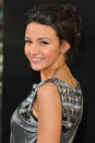 Michelle Keegan Stock Photo