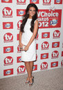 Michelle keegan arriving for the tvchoice awards at the dorchester hotel london picture by alexandra glen featureflash Royalty Free Stock Photo