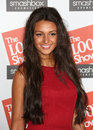 Michelle keegan at the look fashion show in association with smashbox cosmetics held at the royal courts of justice london picture Stock Images