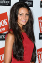 Michelle keegan at the look show at the royal courts of justice london picture by steve vas featureflash Royalty Free Stock Photography