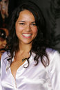 Michelle rodriguez los angeles premiere hustle flow cinerama dome hollywood ca Royalty Free Stock Photos