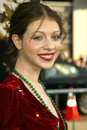 Michelle trachtenberg at the world premiere of warner bros batman begins chinese theater hollywood ca Stock Image