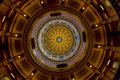 Michigan State Capitol Royalty Free Stock Photo