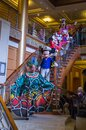 Mickey, minnie, donald, goofy and daisy Royalty Free Stock Photo