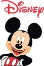 Mickey Mouse Disney Vector Royalty Free Stock Photo