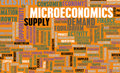 Microeconomics Royalty Free Stock Photo