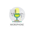 Microphone Audio Production Sound Icon