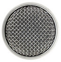 Microphone detail Royalty Free Stock Photo
