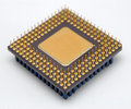 Microprocessor Royalty Free Stock Images