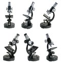 Microscope series Royalty Free Stock Photo