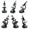 Microscope series Royalty Free Stock Photo