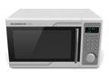 Microwave oven Royalty Free Stock Photos