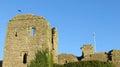 Middleham Castle Ruins