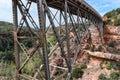 Midgley Bridge At Sedona, Ariz...