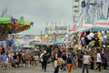 Midway, County Fair, San Diego, California Royalty Free Stock Photo