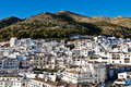Mijas View Royalty Free Stock Images
