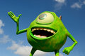 Disney Mike from Monsters inc. incorporated Royalty Free Stock Photo