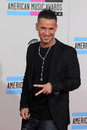 Mike sorrentino at the american music awards arrivals nokia theater los angeles ca Stock Photography