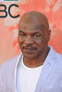 Mike tyson los angeles ca march at the iheart radio music awards at the shrine auditorium Stock Images