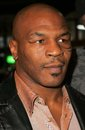 Mike tyson at the world premiere of get rich or die tryin graumans chinese theatre hollywood ca Royalty Free Stock Photos