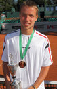 Miki Jankovic Tennis Player Stock Images