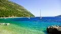 Mikros Gialos bay, Lafkada, Lefka, Levka island, Greece