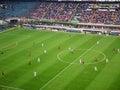 Milan-Celtic Stock Image