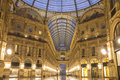 Milan galleria vittorio emanuele ii Royalty Free Stock Photo