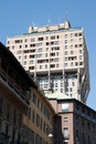 Milan - Torre Velasca Stock Photography