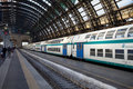 Milano Centrale Royalty Free Stock Photography