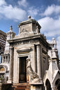 Milano - Cimitero Monumentale Royalty Free Stock Photos
