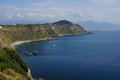 Milazzo: panoramic view Stock Photography