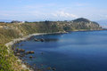 Milazzo: panoramic view Royalty Free Stock Photo