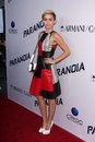 Miley cyrus at the paranoia us premiere directors guild of america los angeles ca Stock Image