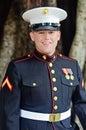 Militaire Photo libre de droits