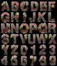 Military alphabet Stock Photos