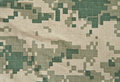 Military camouflage background ACU Royalty Free Stock Photo