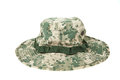 Military camouflage hat ACU Royalty Free Stock Photo