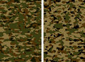 Military camouflage khaki Royalty Free Stock Photography