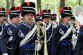 Military Ceremony - the Netherlands Stock Photography